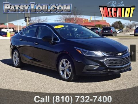 Certified Used Chevrolet Cruze Premier