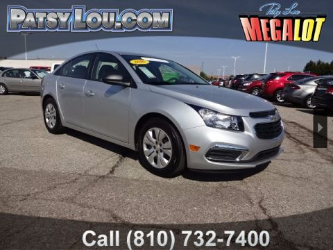 Certified Used Chevrolet Cruze Limited LS