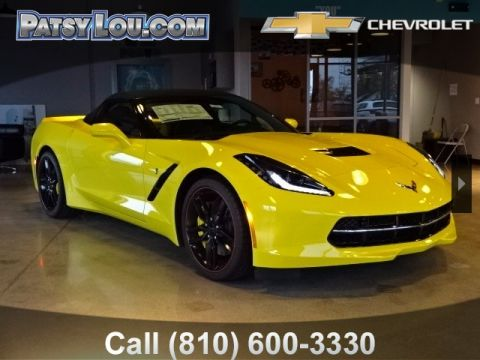 New Chevrolet Corvette Z51
