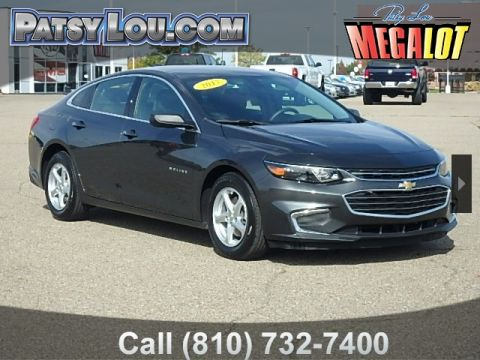 Certified Used Chevrolet Malibu LS