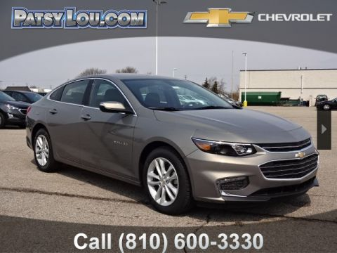 New Chevrolet Malibu LT