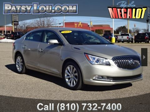 Certified Used Buick LaCrosse Leather Group