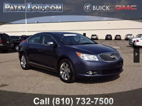 Certified Used Buick LaCrosse Premium 2 Group