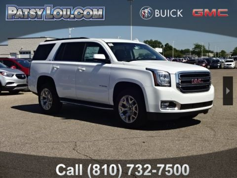 New GMC Yukon SLE