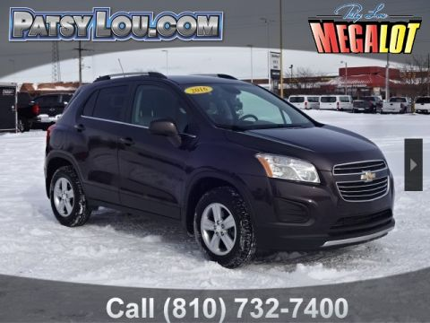 Certified Used Chevrolet Trax 1LT