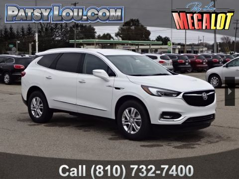New 2018 Buick Enclave Base
