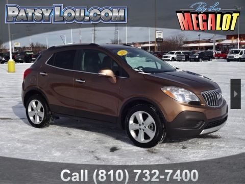 Certified Used Buick Encore Base