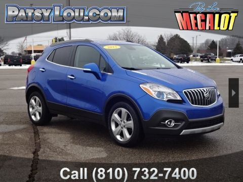 Certified Used Buick Encore Leather
