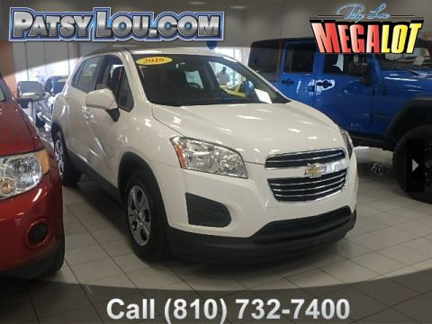 Certified Used Chevrolet Trax LS