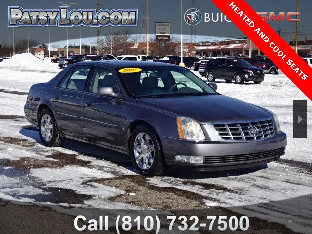 Pre-Owned 2007 Cadillac DTS Base