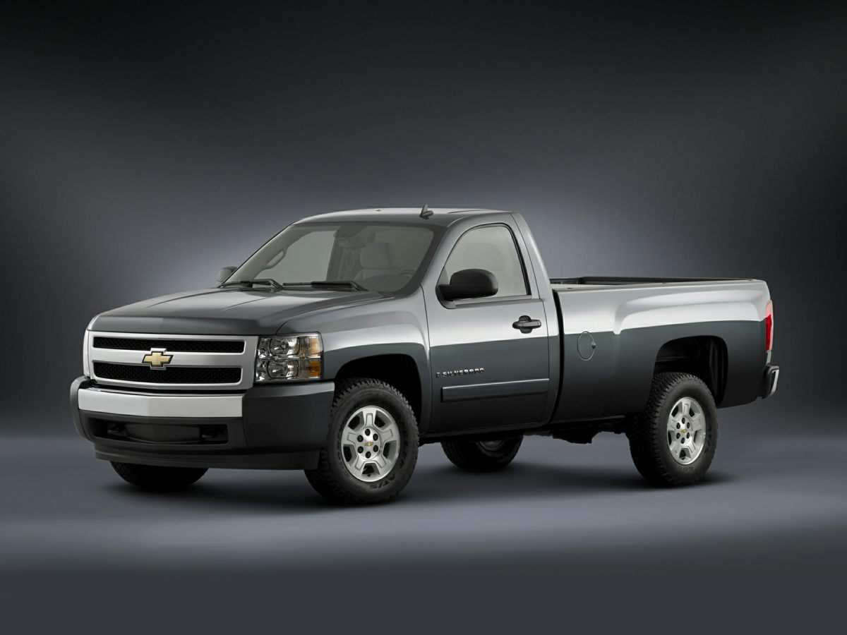 Superb Pre Owned 2007 Chevrolet Silverado 1500 LT