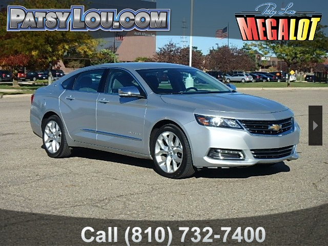 Certified Pre-Owned 2017 Chevrolet Impala Premier