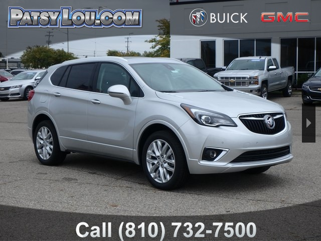 New 2019 Buick Envision Premium I 4d Sport Utility In Flint 9 312
