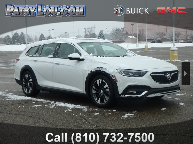 New 2019 Buick Regal Tourx Essence 5d Wagon In Flint 9 503 Patsy