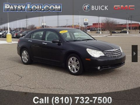 Pre-Owned 2007 Chrysler Sebring Limited