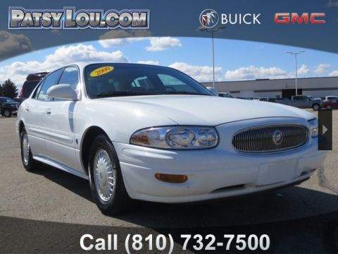 Pre-Owned 2000 Buick LeSabre Custom