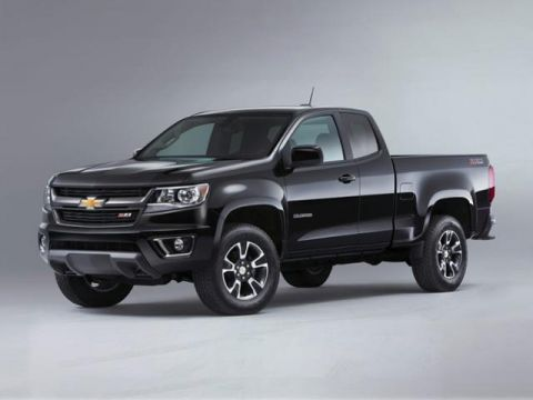 New 2019 Chevrolet Colorado 2WD Base