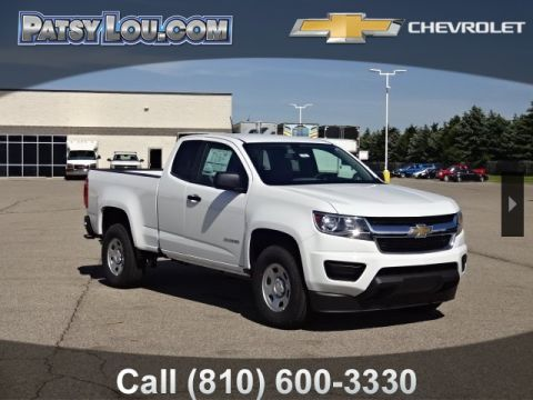New 2018 Chevrolet Colorado Base