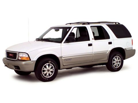Pre-Owned 2000 GMC Jimmy SLT