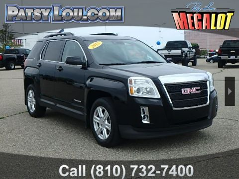 Certified Pre-Owned 2015 GMC Terrain SLT-1