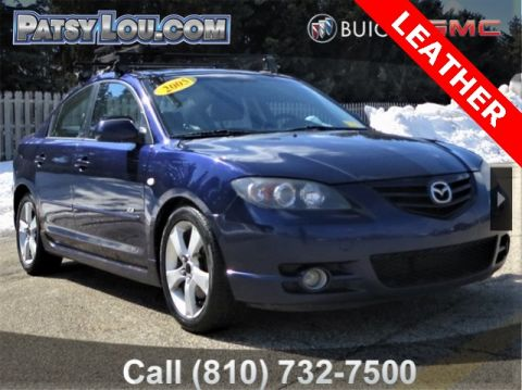 Pre-Owned 2005 Mazda3 s Base