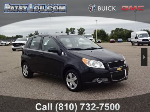 Pre-Owned 2010 Chevrolet Aveo5 LS
