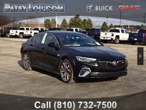 New 2019 Buick Regal GS
